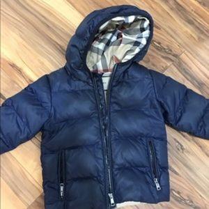Burberry Toddler winter coat 18M
